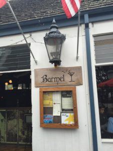 Barmel in Carmel