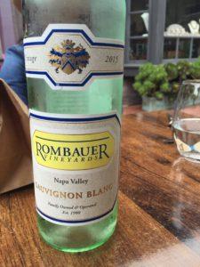 Wine in Carmel Rombauer Sauvignon Blanc