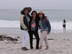 #crazywineladies Becca Grace Mina at Carmel by the Sea