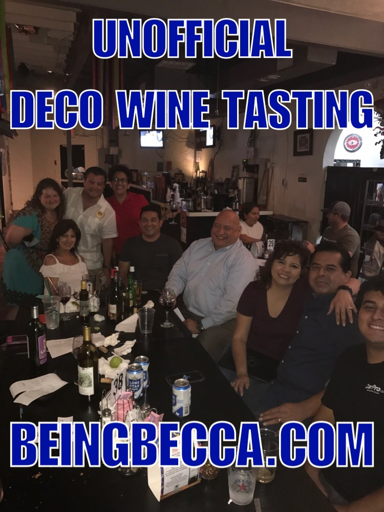 Wine Tasting #thecrazywineladies #decowinos #petitepetitwine